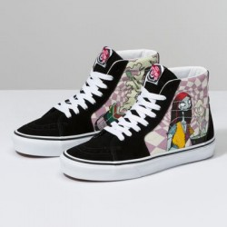 Vans Men Shoes Disney X Vans Sk8-Hi THE NIGHTMARE BEFORE CHRISTMAS/Sally's Potion
