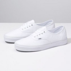 Vans Men Shoes Authentic True White
