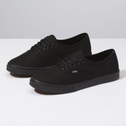 Vans Women Shoes Authentic Lo Pro Black/Black