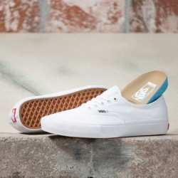 Vans Men Shoes Authentic Pro true white/true white