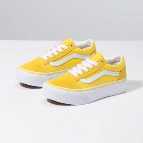 Vans Kids Shoes Kids Old Skool Platform