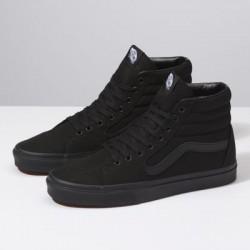 Vans Men Shoes Canvas Sk8-Hi black/black/black