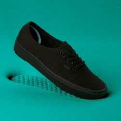 Vans Men Shoes ComfyCush Authentic Black/Black