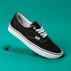 Vans Men Shoes ComfyCush Era Black/True White