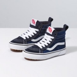 Vans Kids Shoes Kids Sk8-Hi MTE Navy/True White