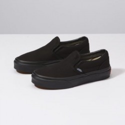 Vans Kids Shoes Kids Slip-On black/black