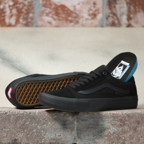 Vans Men Shoes Old Skool Pro blackout
