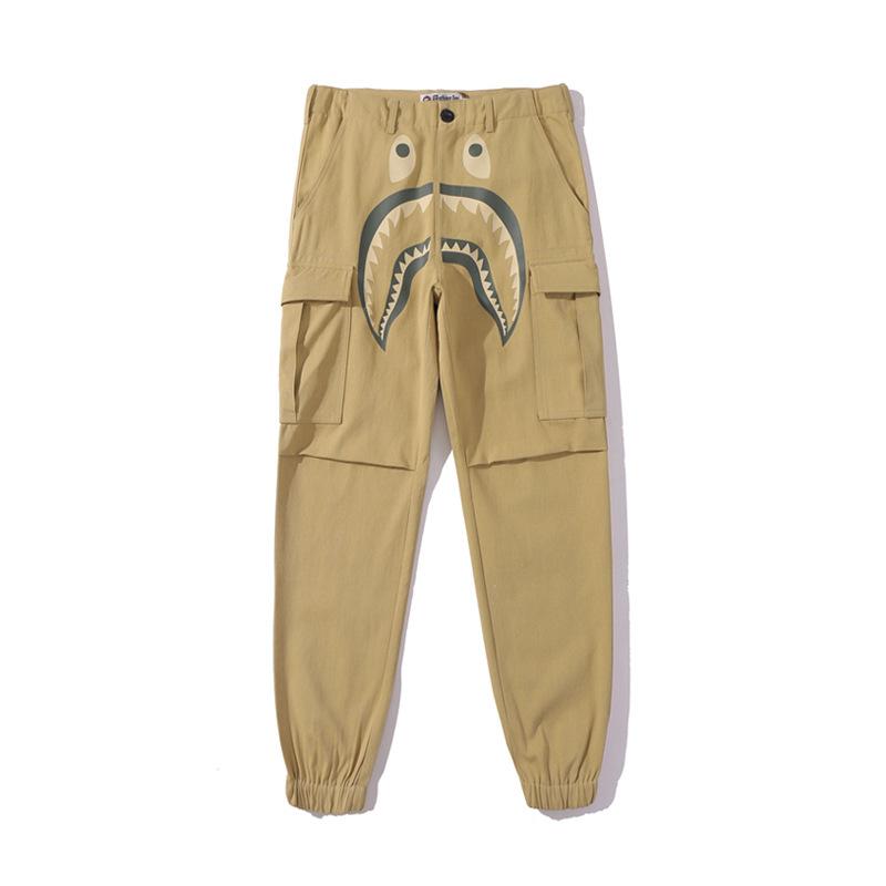 BAPE Shark Head Pants