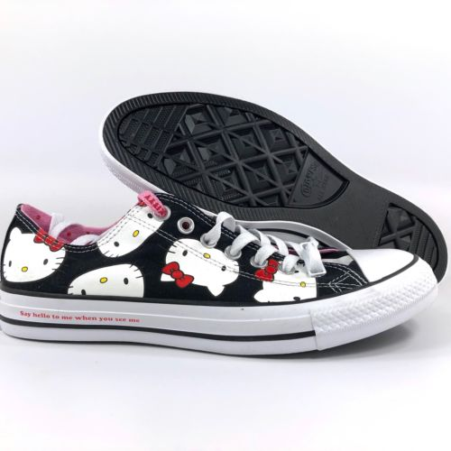 Chuck Taylor All Star Hello Kitty Converse Womens