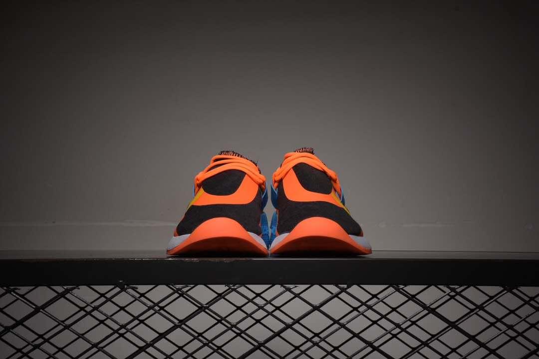 orange converse mens