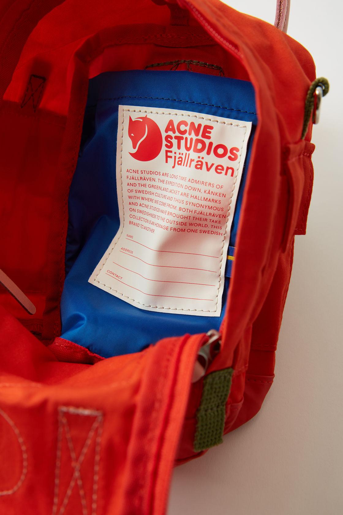 acne studios orange