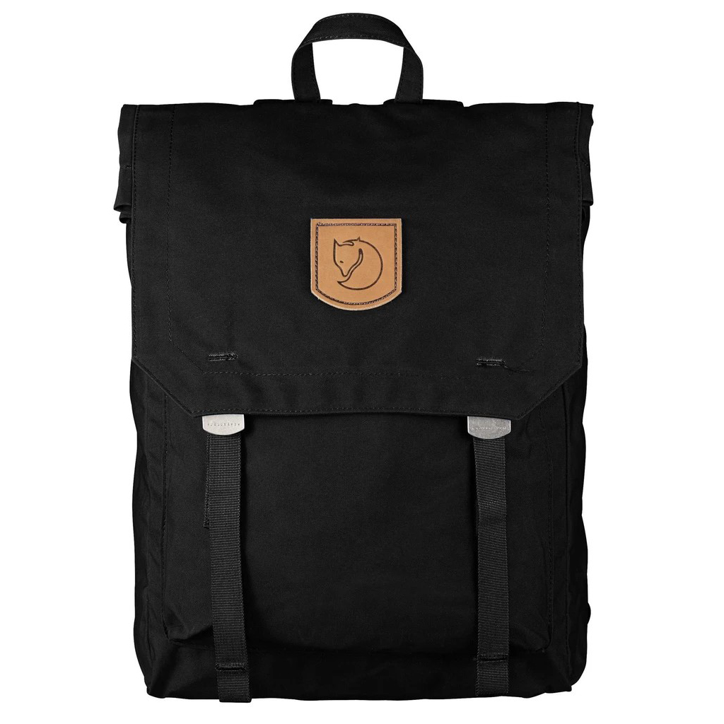 fjallraven foldsack no 1 black