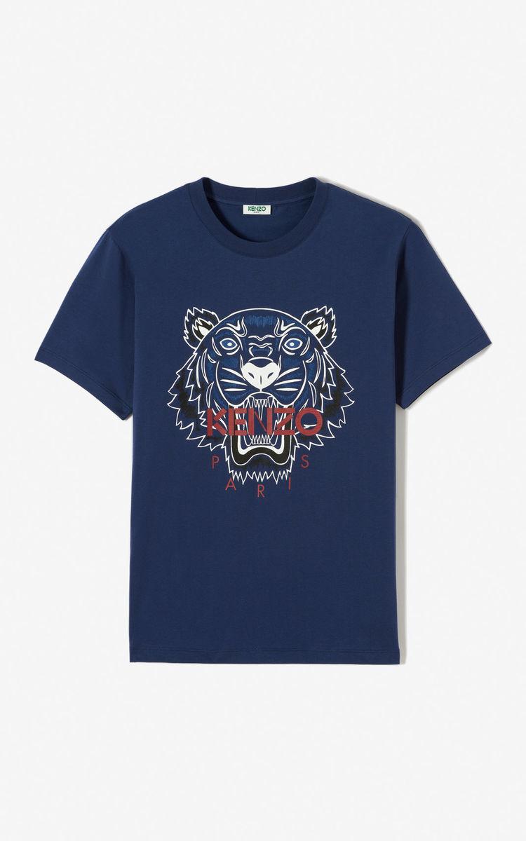 Kenzo Dark Blue T Shirt