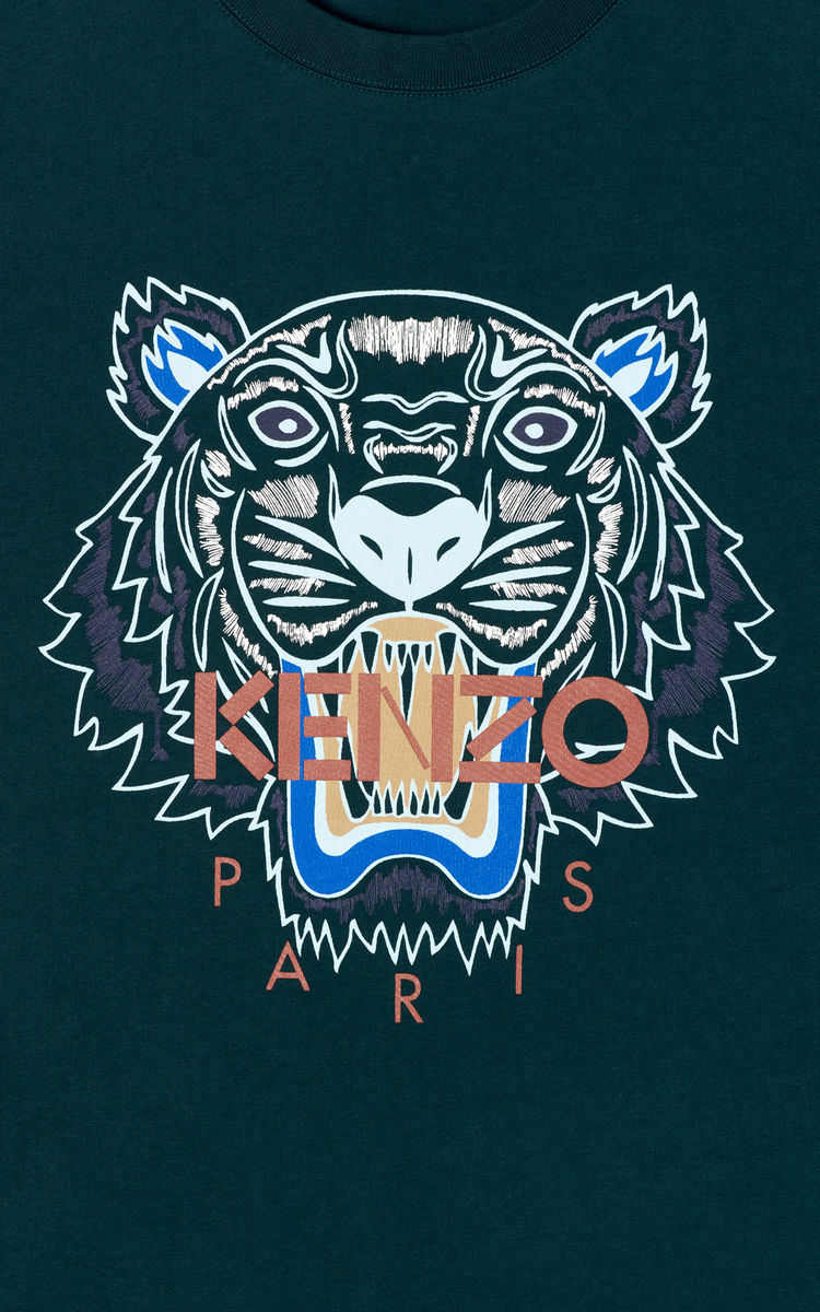 Kenzo Mens Tiger T-shirt