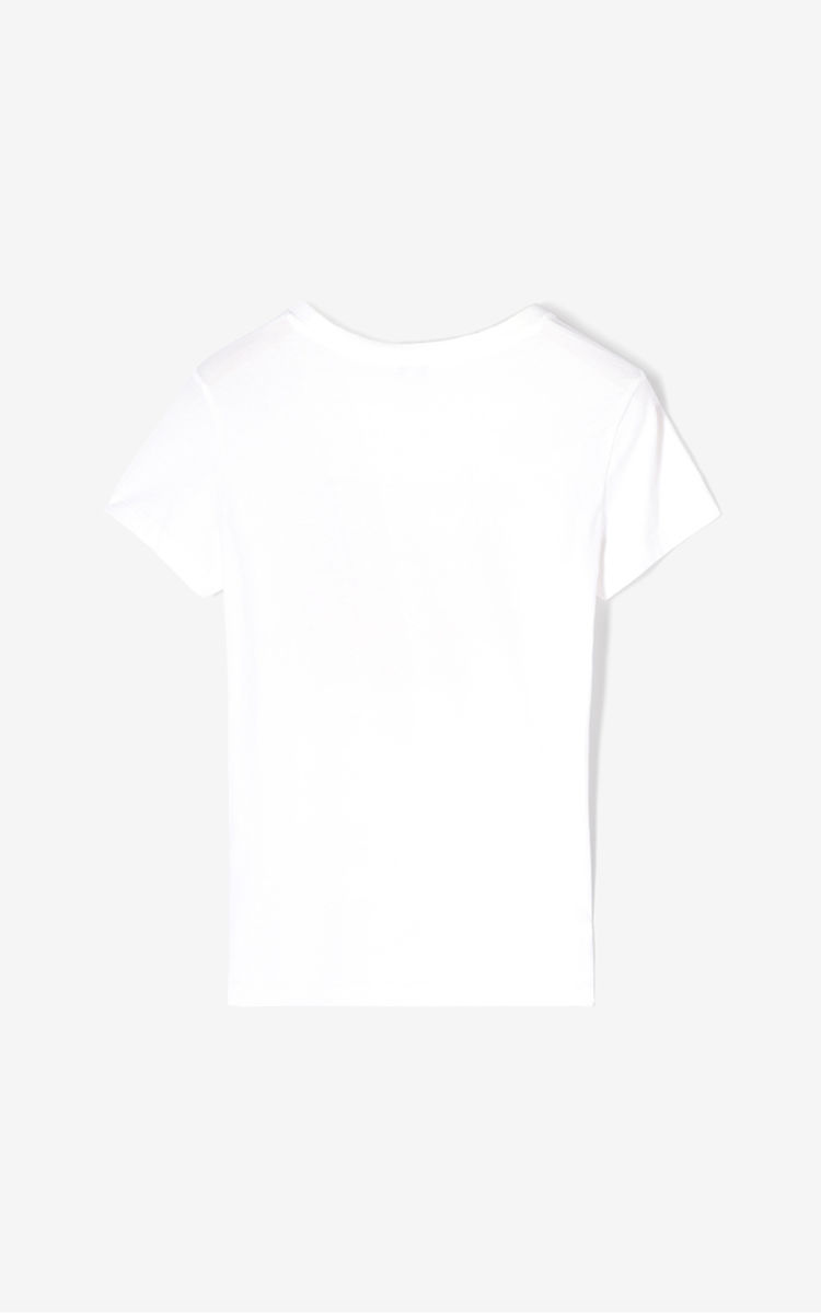 Kenzo Tiger Tee Womens Back Face