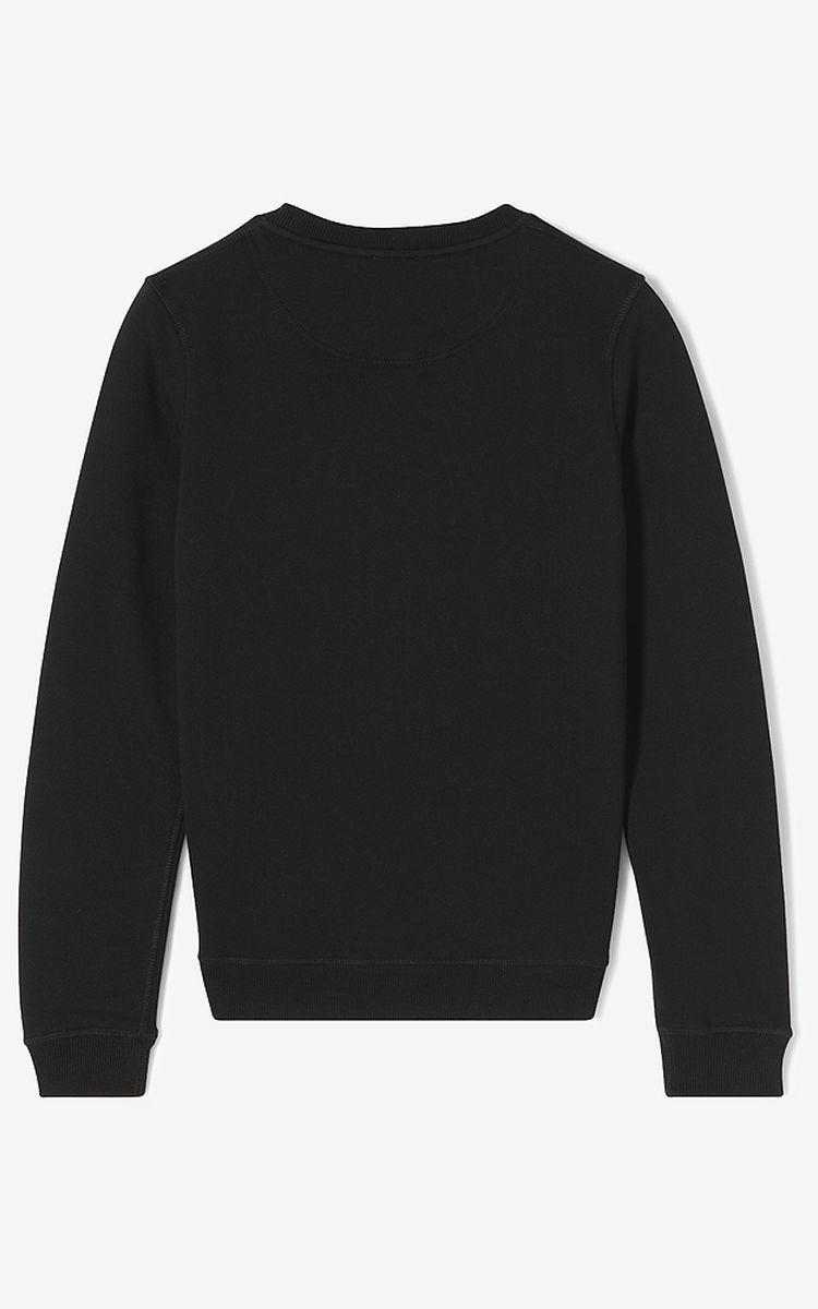 kenzo tiger sweatshirt womens back face
