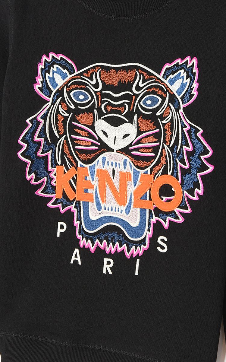 kenzo tiger sweatshirt womens printing