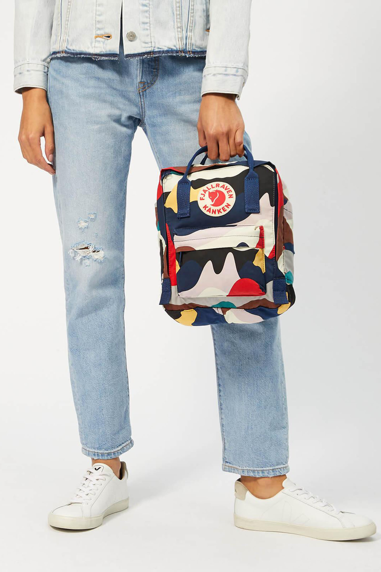 Fjallraven Kanken Art Mini bags