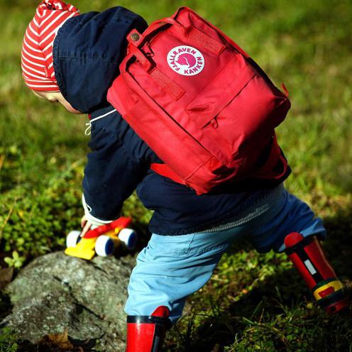Fjallraven Kanken Kids bags