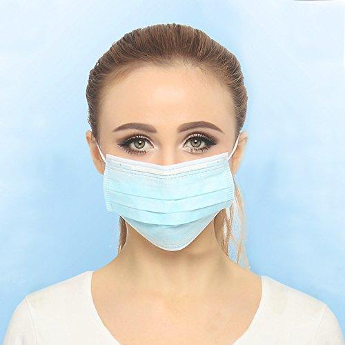 Disposable Face Mask - 50Pcs