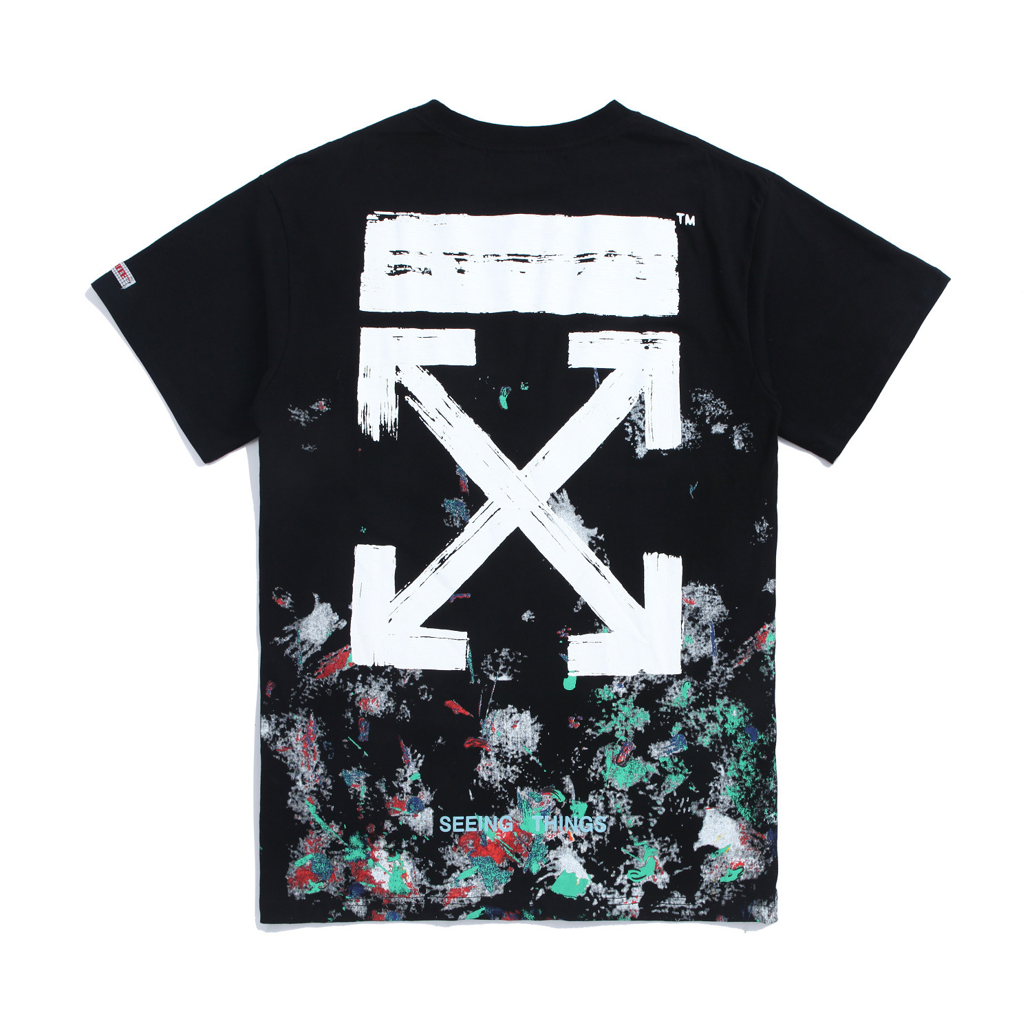 off white tee cheap
