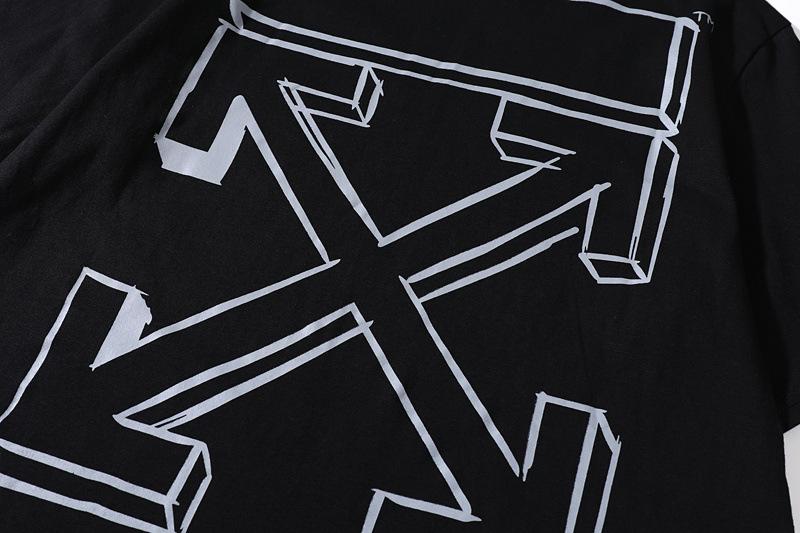2020 Summer OFF-WHITE Unisex T-Shirt