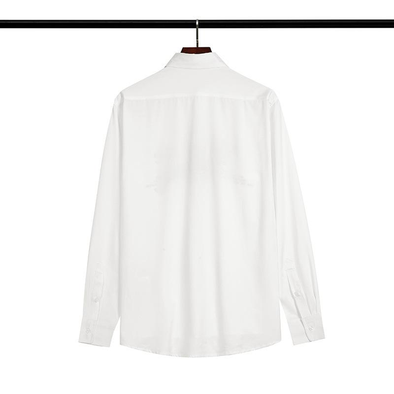 off white white shirt men