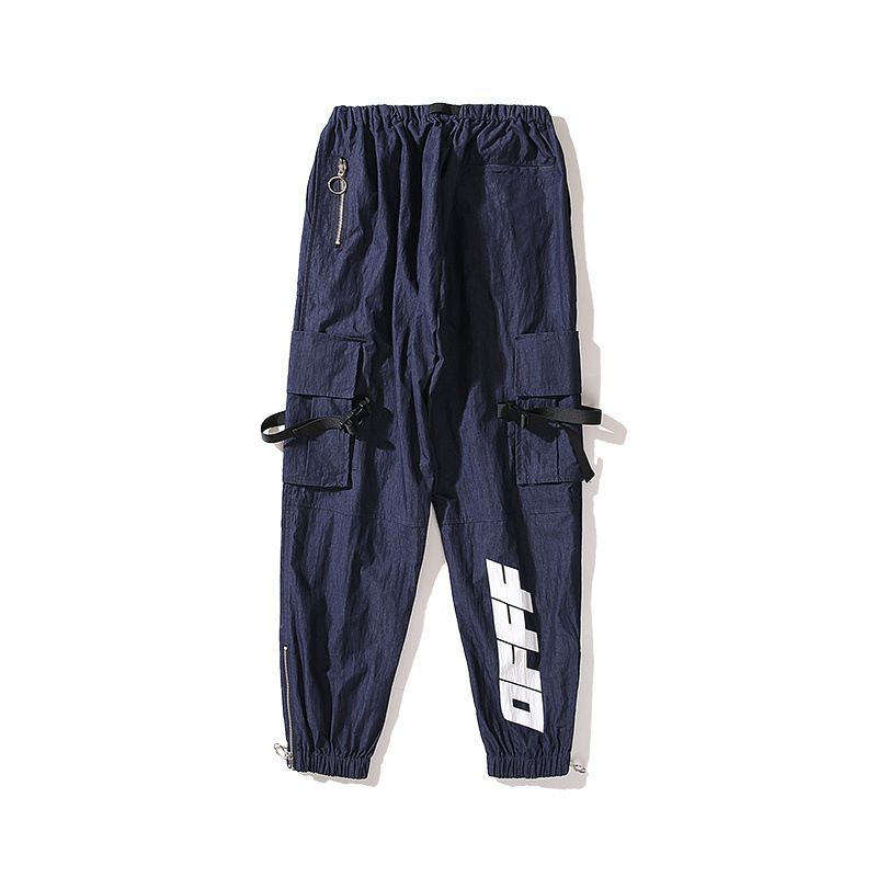 OFF-WHITE Men's Casual Pants