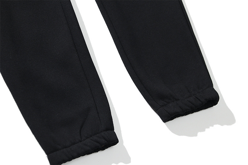 off white black pants