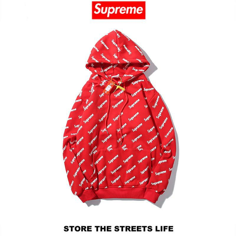 real supreme hoodie