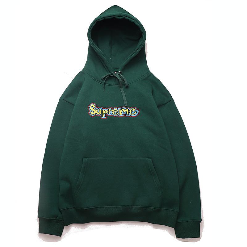supreme gonz logo hooded