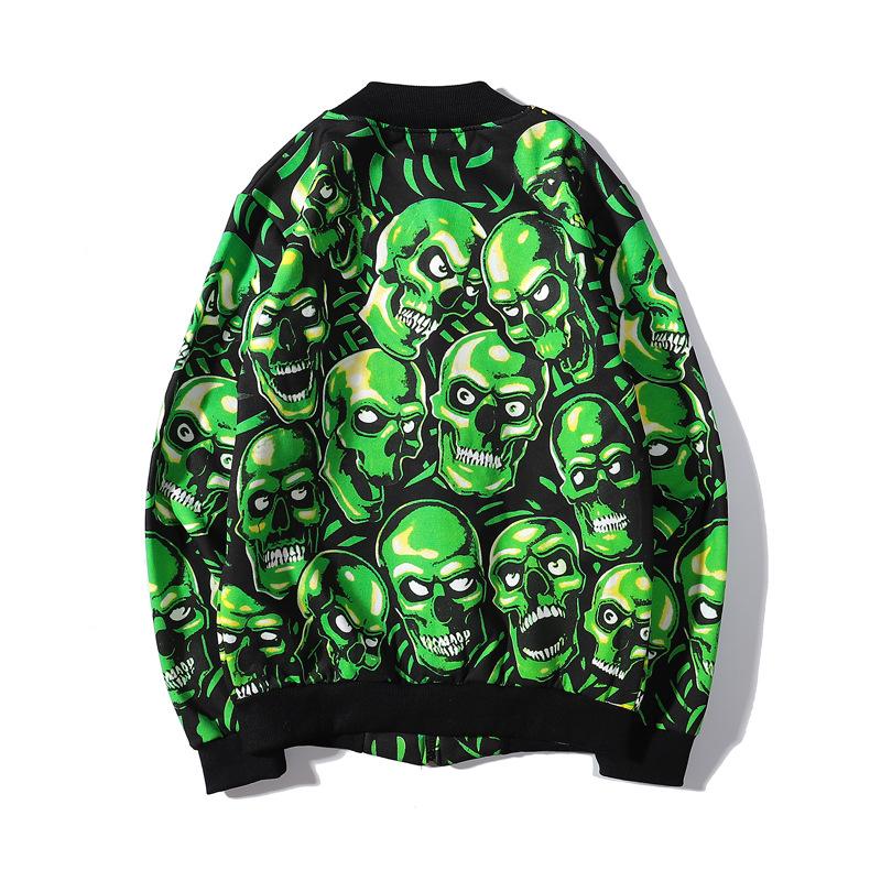 supreme skull pile jacket