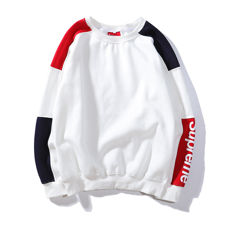 supreme crewneck split