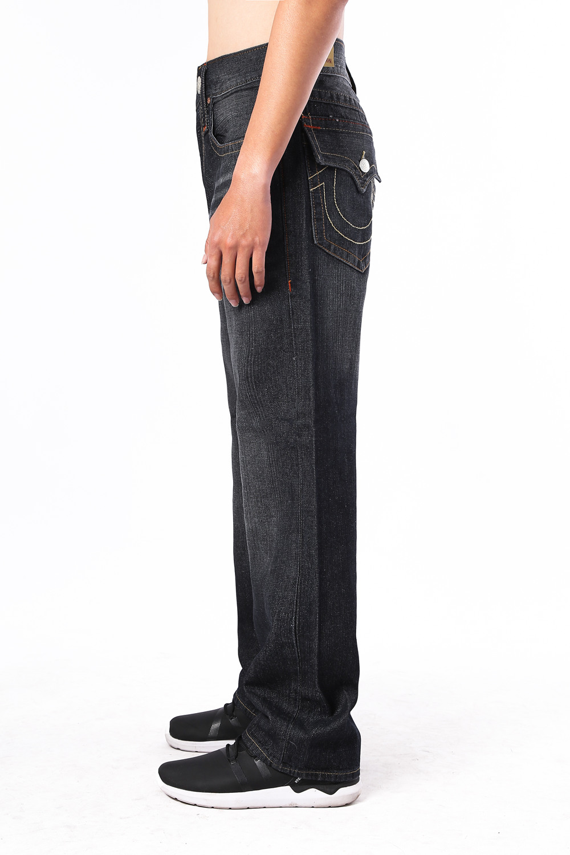 True Religion Mens Jeans Side