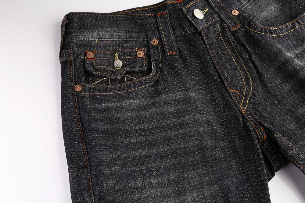 True Religion Mens Jeans pocket