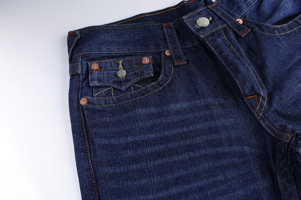 True Religion Mens Jeans Blue