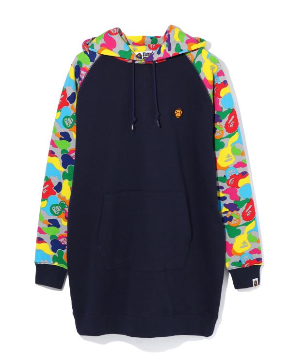 Milo ABC Multi oversize hoodie