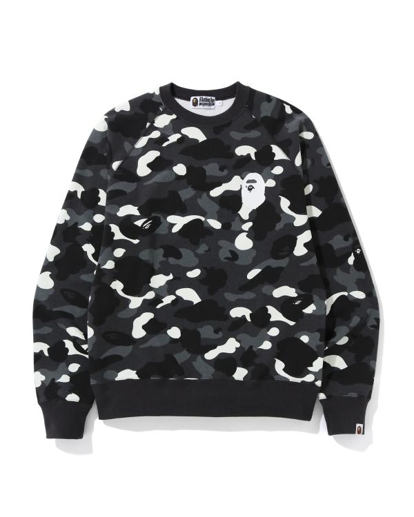 City Camo sweatshirt