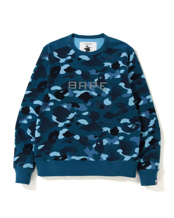 Gradation Camo Wide sweatshirt