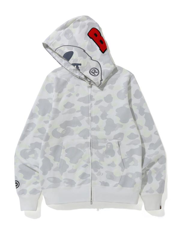 City Camo 2nd Ape full zip hoodie