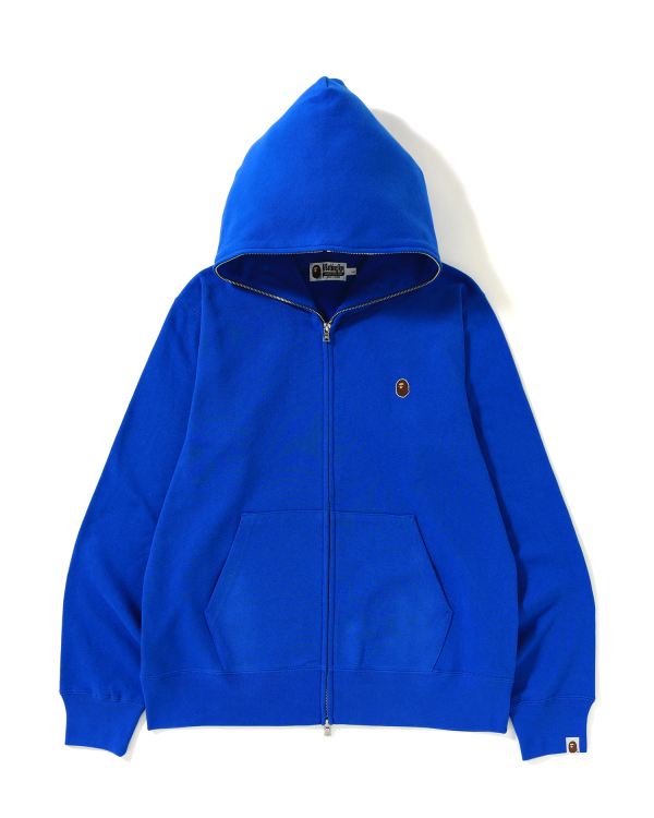 Ape Head One Point full zip hoodie