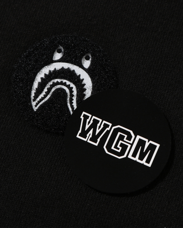 WGM Shark emblem sweatshirt