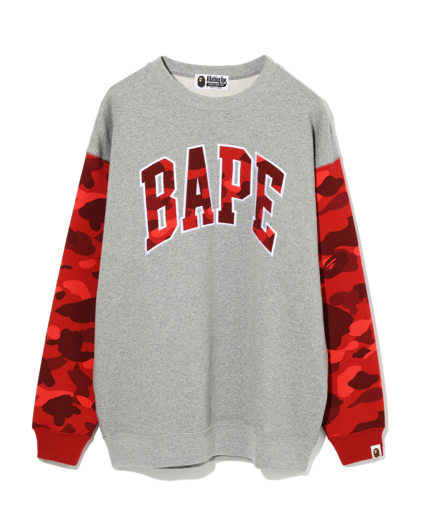Bape Color Camo sweatshirt