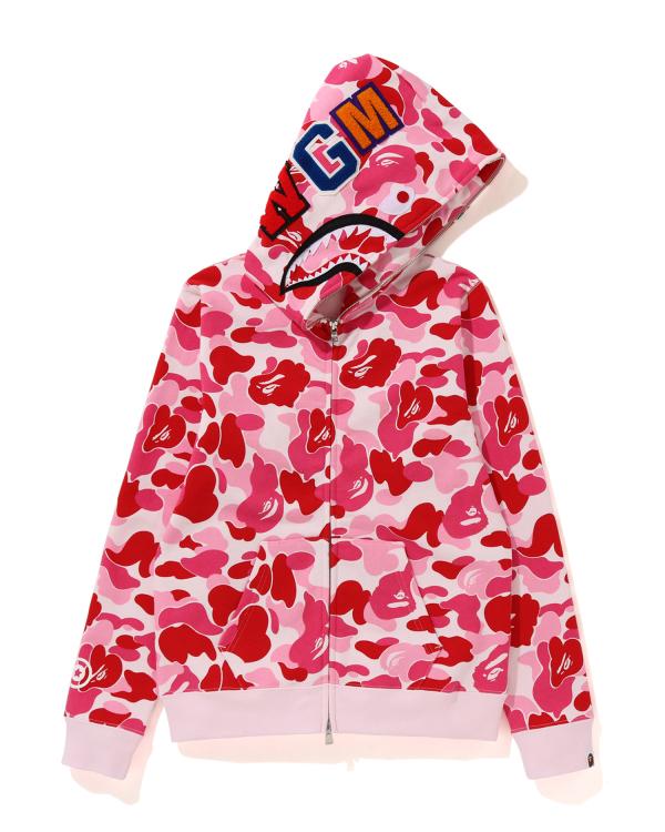 ABC Shark full zip hoodie