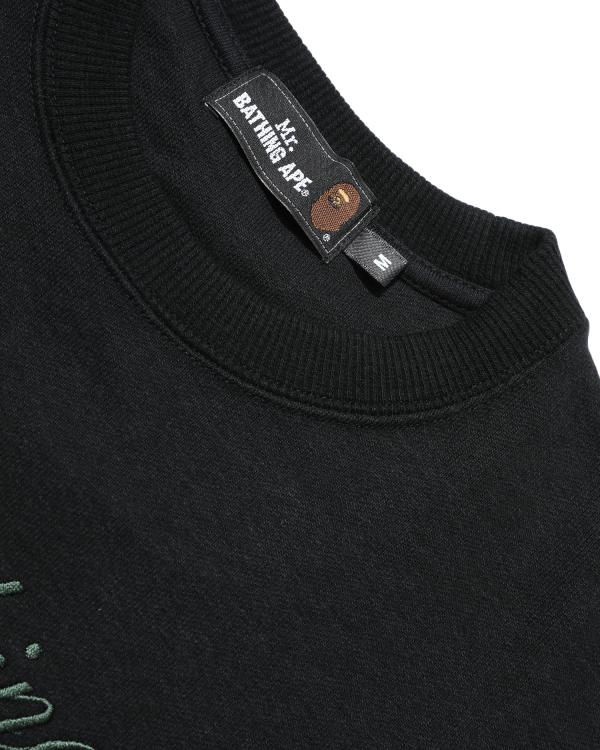 Mr Embroidery sweatshirt