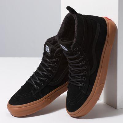 Vans Men Shoes Sk8-Hi MTE Black Gum