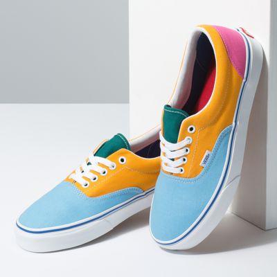 Vans Men Shoes Era Multi/Bright