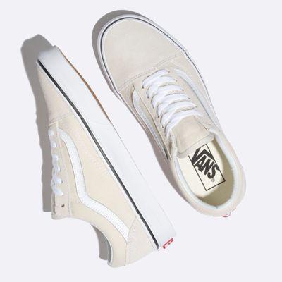 Vans Women Shoes Old Skool birch/true white