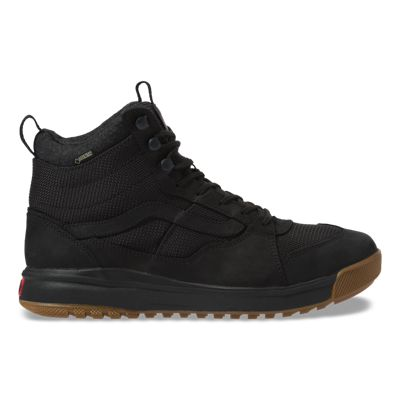 Vans Men Shoes Bryan Iguchi UltraRange MTE Hi Gore-Tex Black/Gum