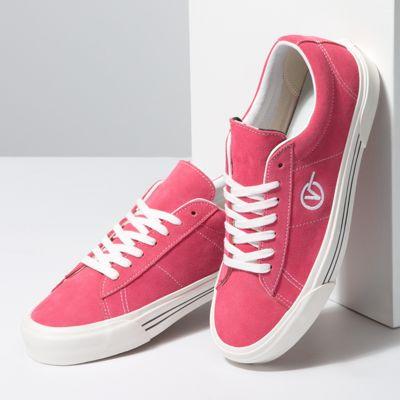 Vans Women Shoes Anaheim Factory Sid DX Og Pink/Og White